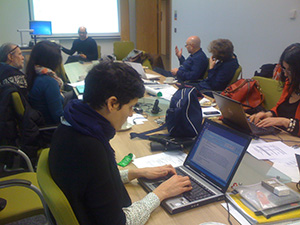 Ayr Meeting, February 2013, University of the West of Scotland